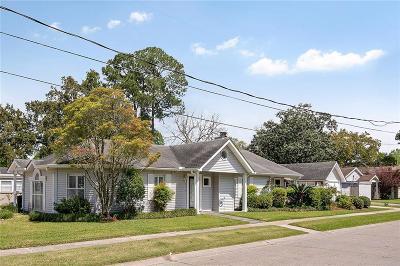 River Ridge, Harahan Single Family Home For Sale: 901 S Dilton Avenue