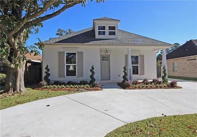 River Ridge, Harahan Single Family Home For Sale: 901 Florida Street