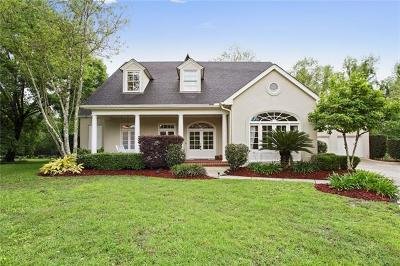 Single Family Home For Sale: 10 Eagle Trace Drive