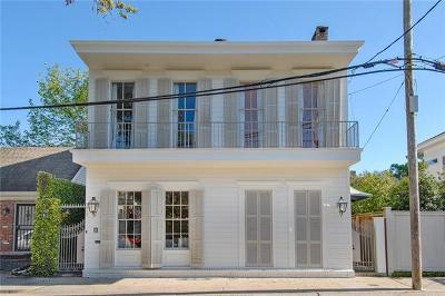 Single Family Home For Sale: 5817 Chestnut Street