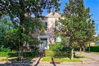 Single Family Home For Sale: 1640 Arabella Street