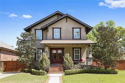 Lakeview Single Family Home For Sale: 5929 General Diaz Street