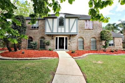 Single Family Home For Sale: 3642 Red Oak Court