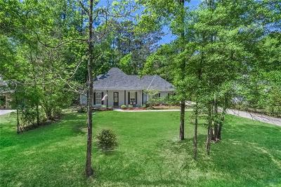 Madisonville Single Family Home For Sale: 48 Helen Drive