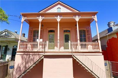 New Orleans Single Family Home For Sale: 2707 Ursulines Avenue