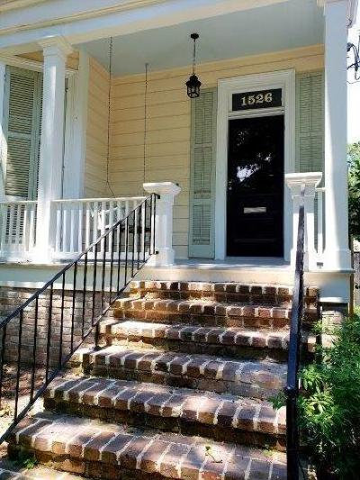 Single Family Home For Sale: 1526 Short Street