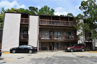 River Ridge, Harahan Multi Family Home For Sale: 2820 Steamship Circle #H