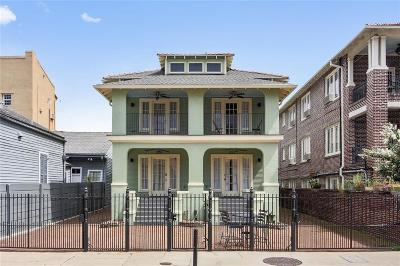 Jefferson Parish, Orleans Parish Multi Family Home For Sale: 924 Dauphine Street #924