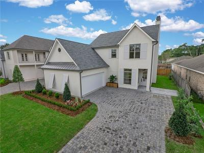 Metairie Single Family Home For Sale: 710 Bonnabel Boulevard