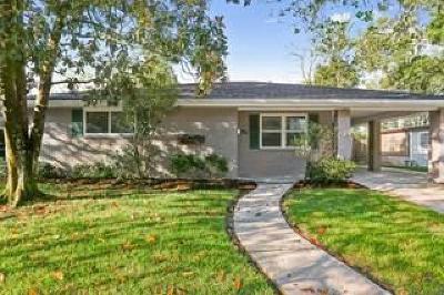 River Ridge, Harahan Single Family Home For Sale: 9528 Arbor Lane