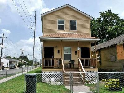 Single Family Home For Sale: 3241 Fern Street