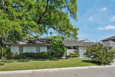 River Ridge, Harahan Single Family Home For Sale: 10005 Tiffany Drive