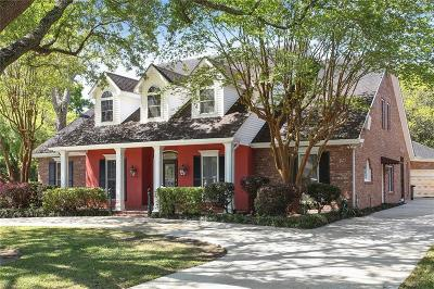 River Ridge, Harahan Single Family Home For Sale: 176 Imperial Woods Drive