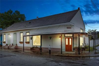 Single Family Home For Sale: 1042 Verret Street