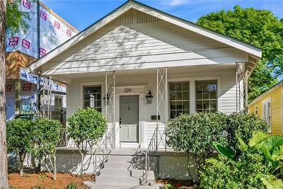 Single Family Home For Sale: 220 Helena Street