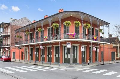 French Quarter Multi Family Home For Sale: 1202 Rampart Street #2