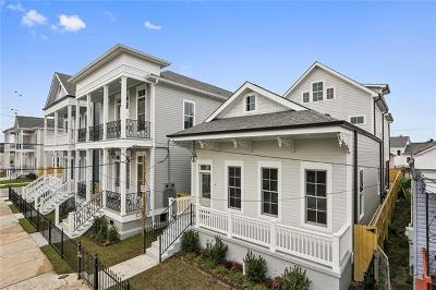 New Orleans Multi Family Home For Sale: 2406 Valence Street #2406