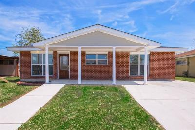 Single Family Home For Sale: 4819 Warren Drive
