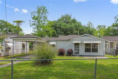 Single Family Home For Sale: 1009 Tyler Avenue