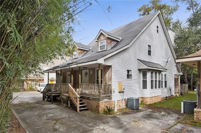 Multi Family Home For Sale: 130 Napoleon Avenue #130