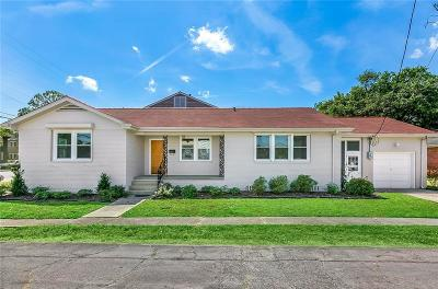 Single Family Home For Sale: 3240 Nashville Avenue