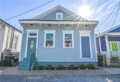 Single Family Home For Sale: 3026 St Ann Street