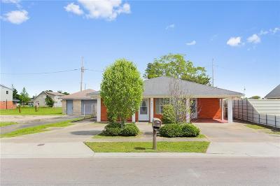 Arabi Single Family Home For Sale: 7601 Patricia Street