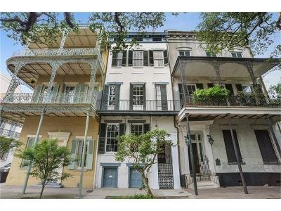 Jefferson Parish, Orleans Parish Multi Family Home For Sale: 604 Esplanade Avenue #101