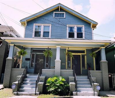 Jefferson Parish, Orleans Parish Multi Family Home For Sale: 1612-14 Saint Roch Avenue