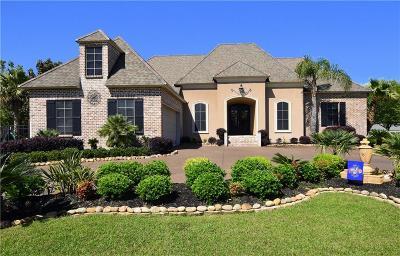 Slidell Single Family Home For Sale: 121 Santa Cruz Court
