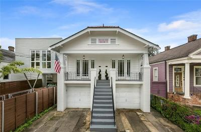 New Orleans Single Family Home For Sale: 6039 Tchoupitoulas Street