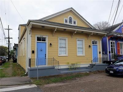 Jefferson Parish, Orleans Parish Multi Family Home For Sale: 3136 Laurel Street
