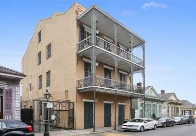 French Quarter Multi Family Home For Sale: 830 St Philip Street #C