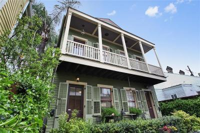 Jefferson Parish, Orleans Parish Multi Family Home For Sale: 1423 Dauphine Street #1423