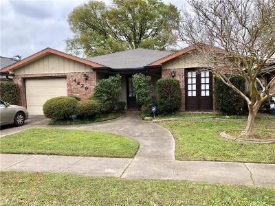 Single Family Home For Sale: 4829 Argonne Street