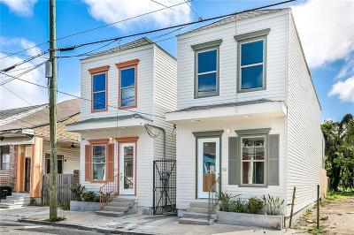 Jefferson Parish, Orleans Parish Multi Family Home For Sale: 1329 Frenchmen Street #1