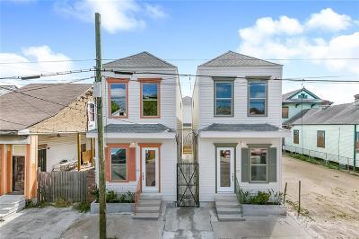 Jefferson Parish, Orleans Parish Multi Family Home For Sale: 1329 Frenchmen Street #A