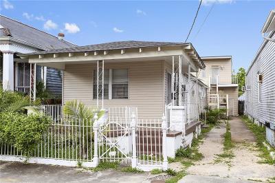 Jefferson Parish, Orleans Parish Multi Family Home For Sale: 2633 Governor Nicholls Street