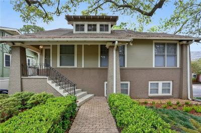Jefferson Parish, Orleans Parish Multi Family Home For Sale: 70 Neron Place