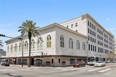Jefferson Parish, Orleans Parish Multi Family Home For Sale: 1201 Canal Street #514