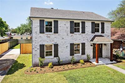 Metairie Single Family Home For Sale: 1340 Melody Drive