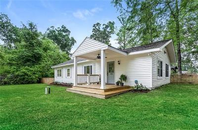 Madisonville Single Family Home For Sale: 108 Wallace Road