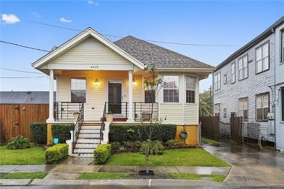 Single Family Home For Sale: 4225 Elba Street