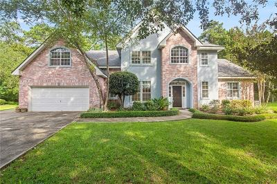 Single Family Home For Sale: 3000 Walden Place