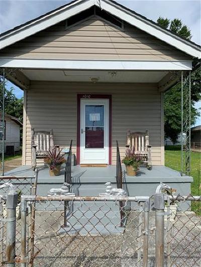Marrero Single Family Home For Sale: 1010 Avenue A
