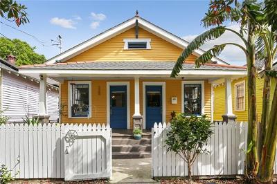 Single Family Home For Sale: 328 Slidell Street