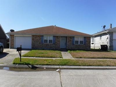 Single Family Home For Sale: 7920 Sandpiper Drive