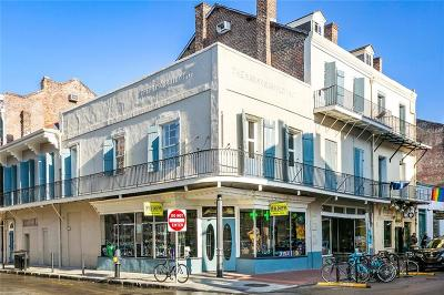French Quarter Multi Family Home For Sale: 1201 Decatur Street #A