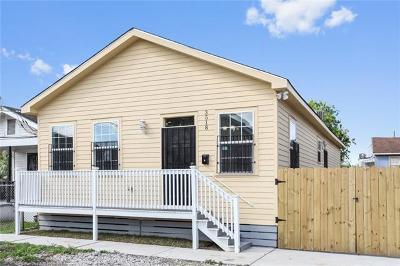 Single Family Home For Sale: 3518 2nd Street