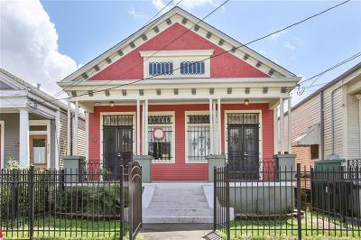 New Orleans Multi Family Home For Sale: 4524 S Saratoga Street